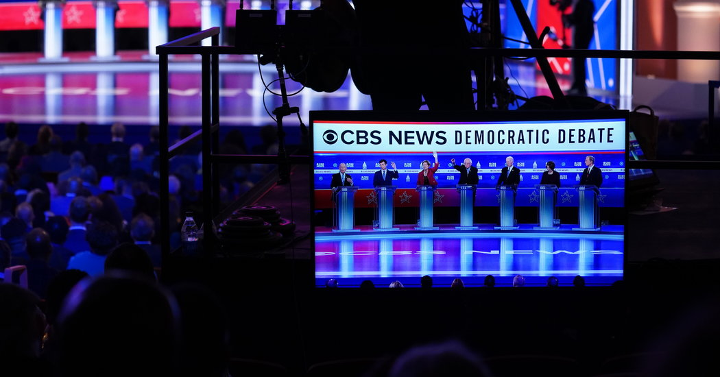 With Tickets $1,750, Debate Audiences Are Elite of the Elite. But That's Not New.