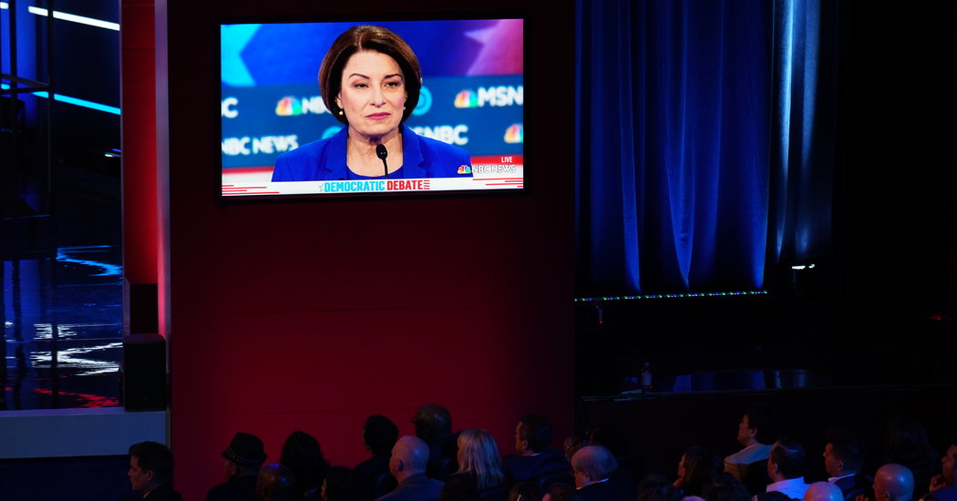 Klobuchar Ramped Up Prosecutions, Except in Cases Against Police