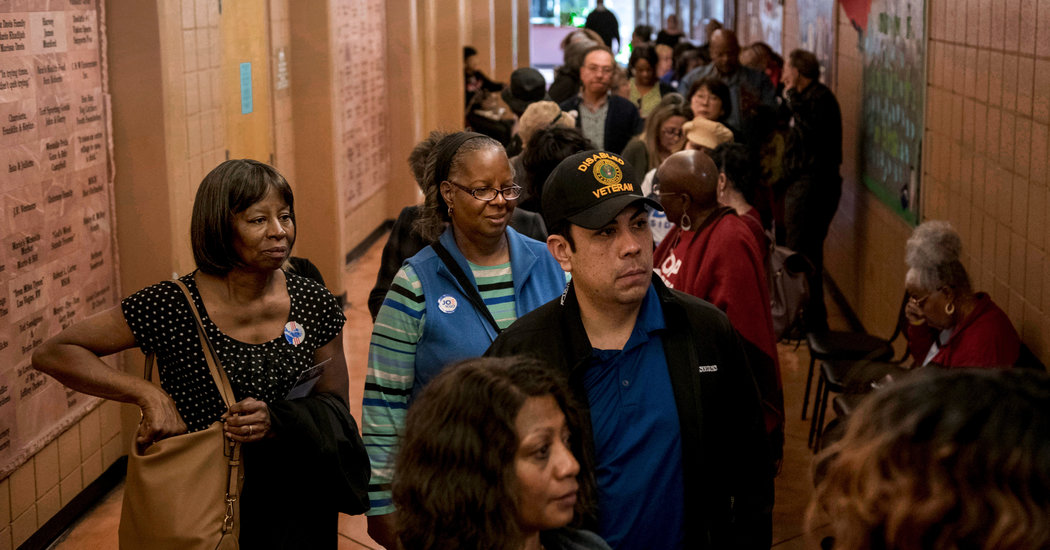 Black and Latino Voters Are Looking for 'More Than Just Some Token Words'