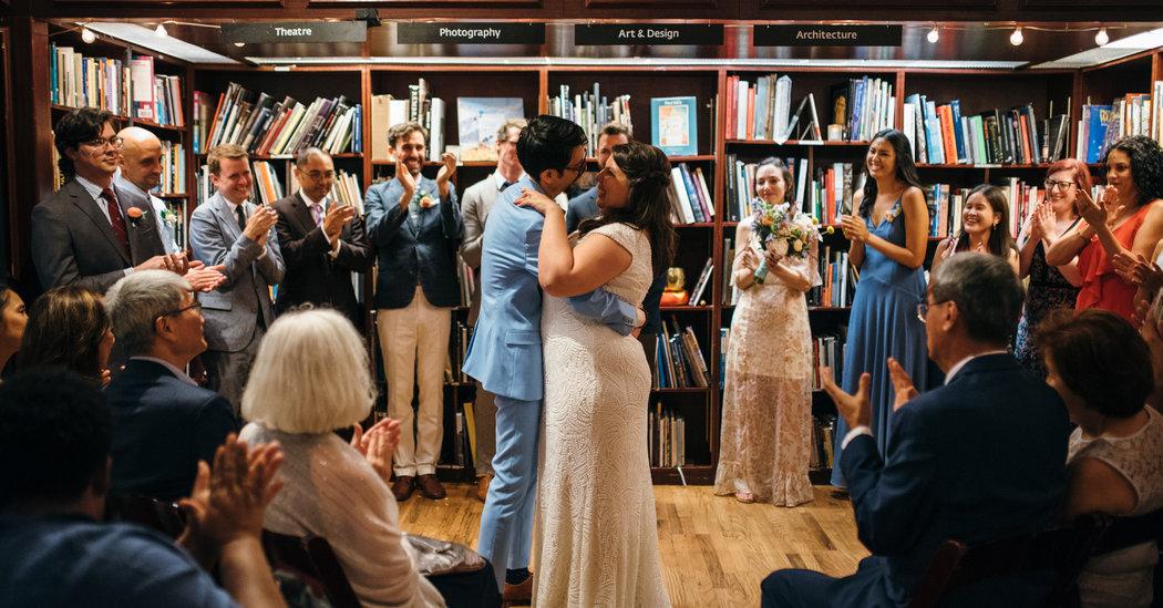 The Wedding That Wasn't Sad