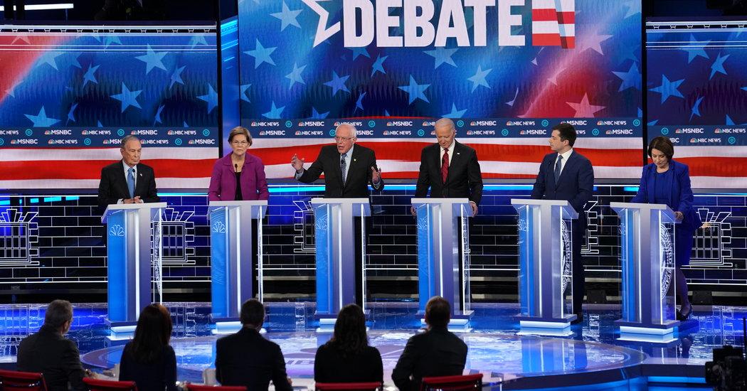 Fact-Checking the Las Vegas Democratic Debate
