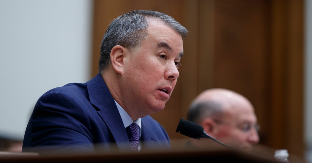 John Rood, Top Defense Official, Latest to Be Ousted After Impeachment Saga