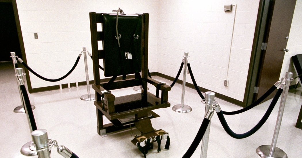 Why This Inmate Chose the Electric Chair Over Lethal Injection