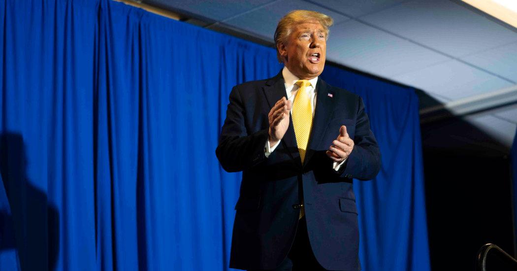 Trump Renews Attack on Justice System, Again Disregarding Barr's Pleas