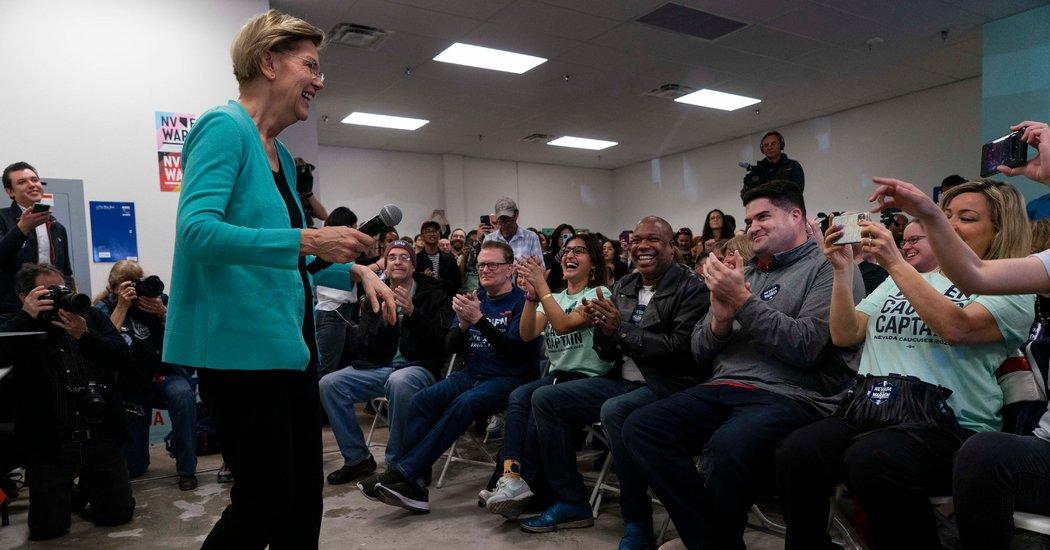 Elizabeth Warren 'Crushed' the Debate. But Is It Too Late?