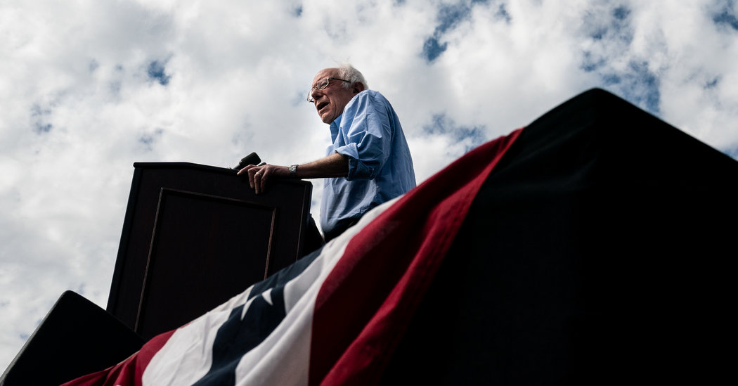 Russia Is Said to Be Interfering to Aid Bernie Sanders in 2020 Election