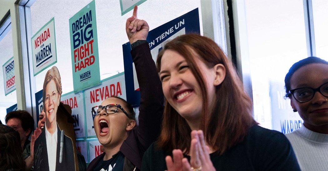Loathing in Las Vegas: This Week in the 2020 Race
