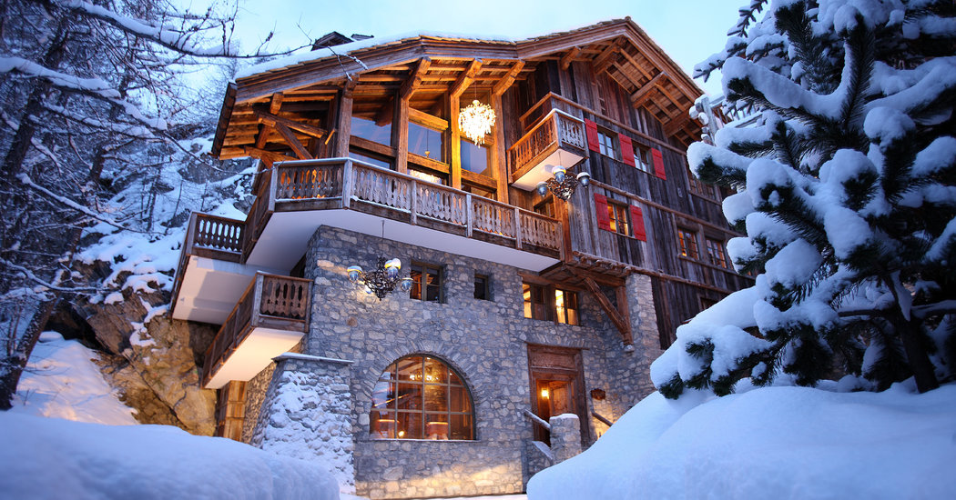 Luxury Homes in the French Alps Are a Great Deal. There's a Reason for That.