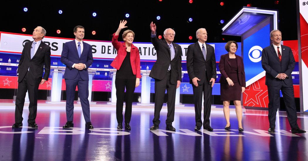 Democratic Debate Fact Check: – The New York Times