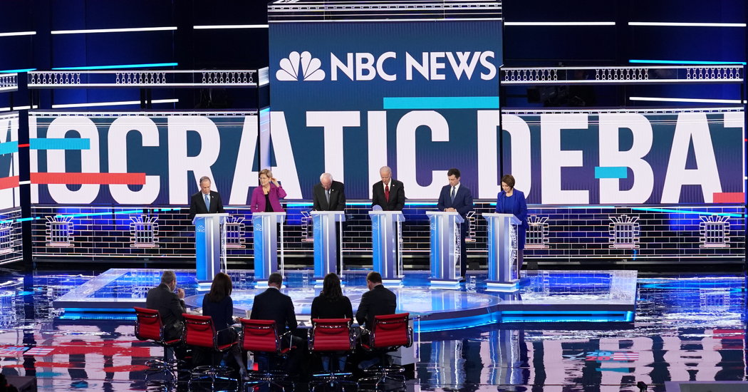Tonight's Democratic Debate: What Time It Is and What to Watch For