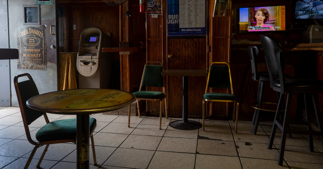 A Shot Before Last Call: Capturing New Orleans's Vanishing Black Bars