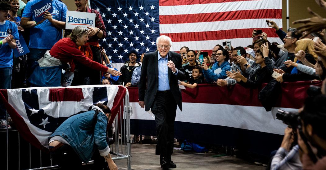 The 2020 Democratic Primary Is Giving Some Republicans Déjà Vu