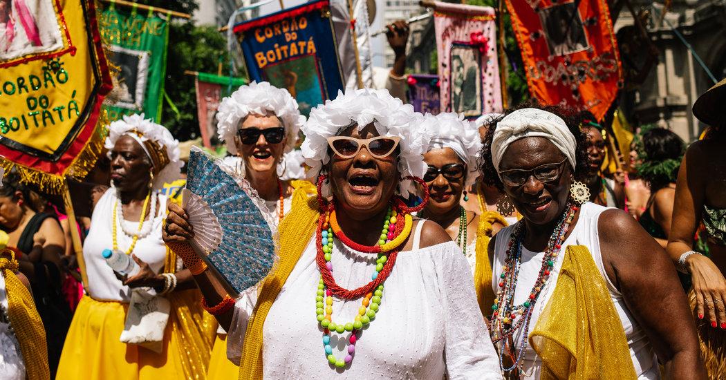 'Like a Scream of Resistance': Rio's Carnival in Bolsonaro's Brazil