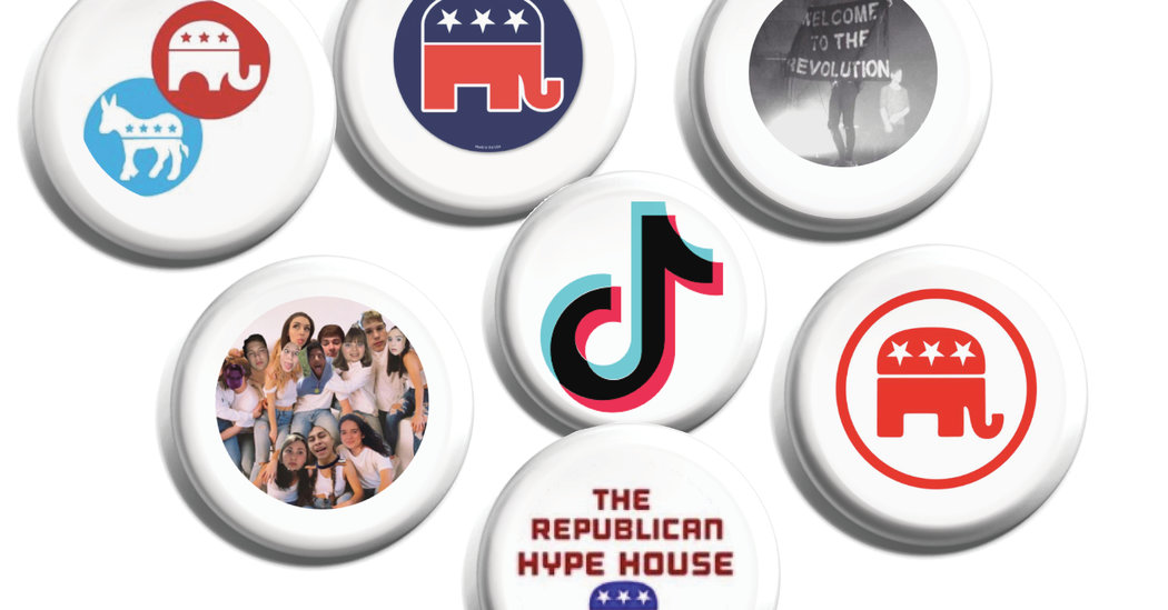 The Political Pundits of the Future Are on TikTok