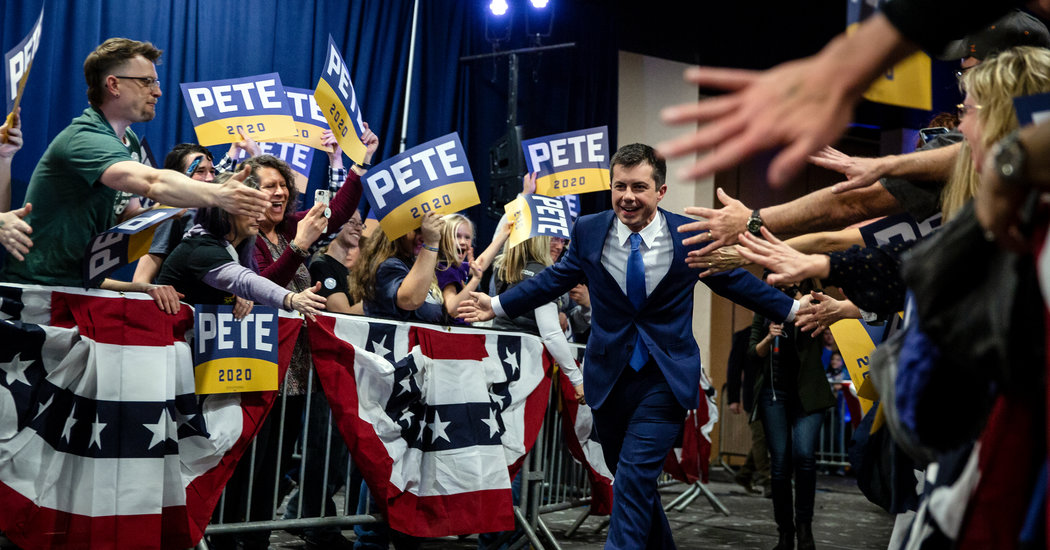 Pete Buttigieg, the Political Junkie Who Is Running for President