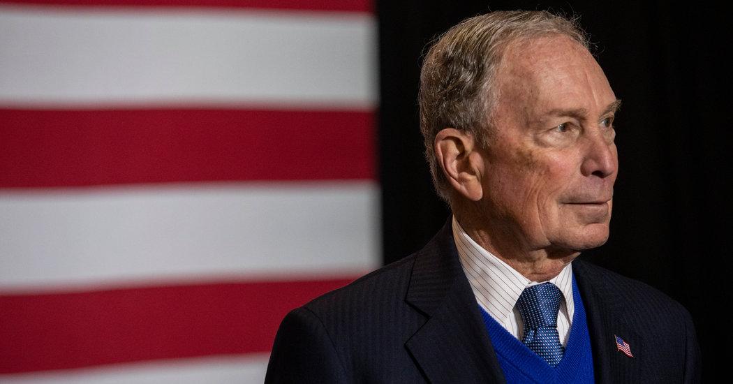 Michael Bloomberg Will Address Coronavirus in Prime-Time TV Ad