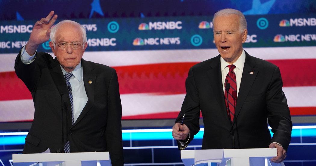 Divisiveness Among 2020 Democratic Hopefuls Hits New Level