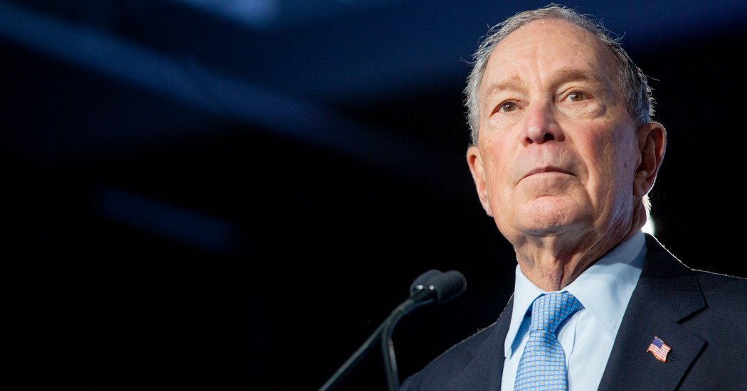 Bloomberg Says He's Willing to Release 3 Women From Nondisclosure Agreements