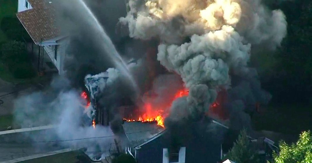 Massachusetts Gas Company to Plead Guilty After Fatal Explosion