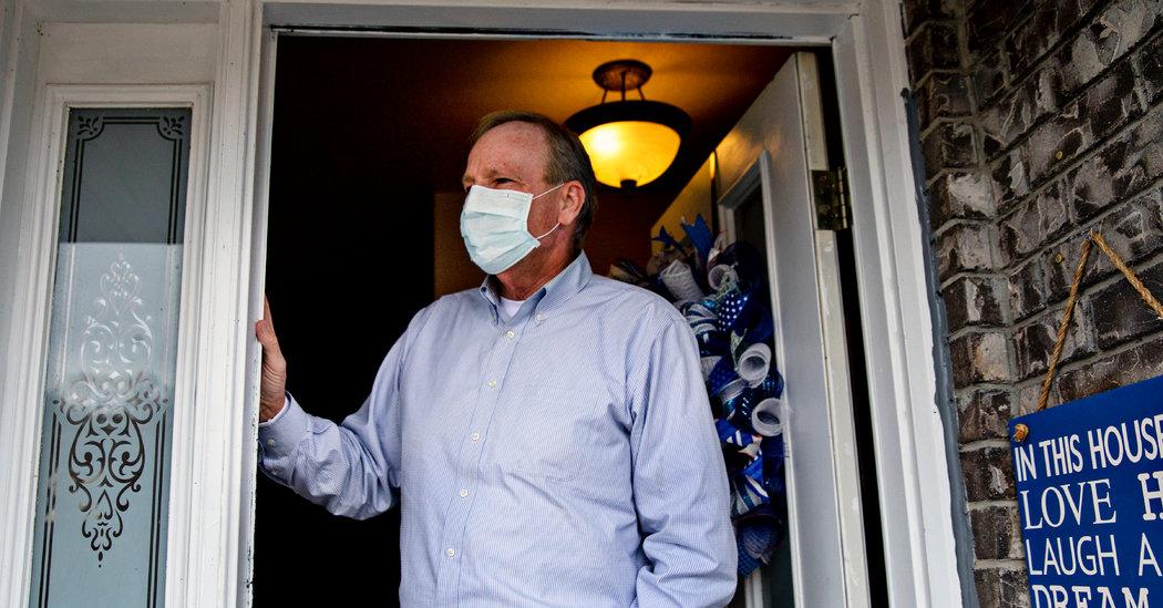 We Spoke to Six Americans With Coronavirus