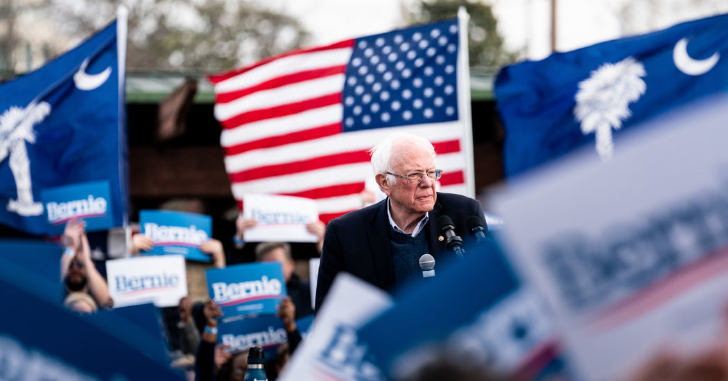 Bernie Sanders Has Some Work to Do in the Suburbs