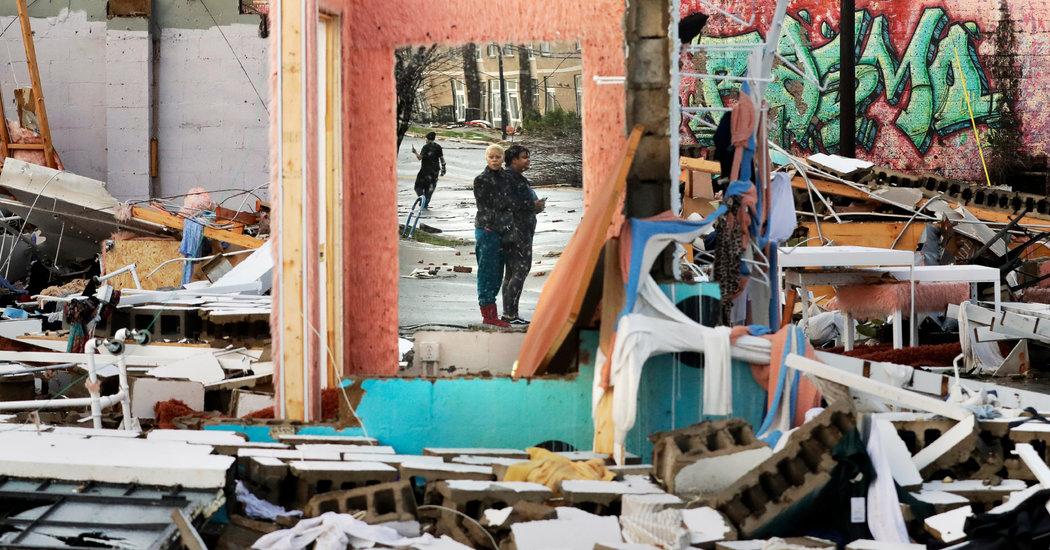 Nashville Tornado Live Updates: 22 Killed Across Tennessee