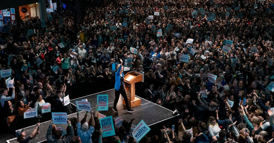 Elizabeth Warren: A Populist for the Professional Class