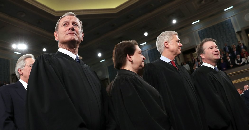 A New Supreme Court Hears Its First Big Abortion Case