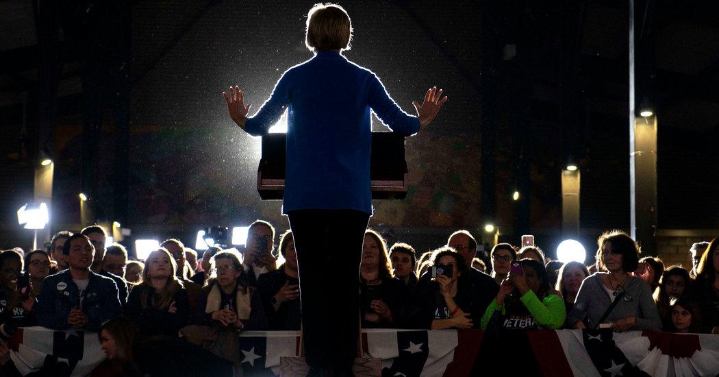Elizabeth Warren and the Curse of 'Electability'
