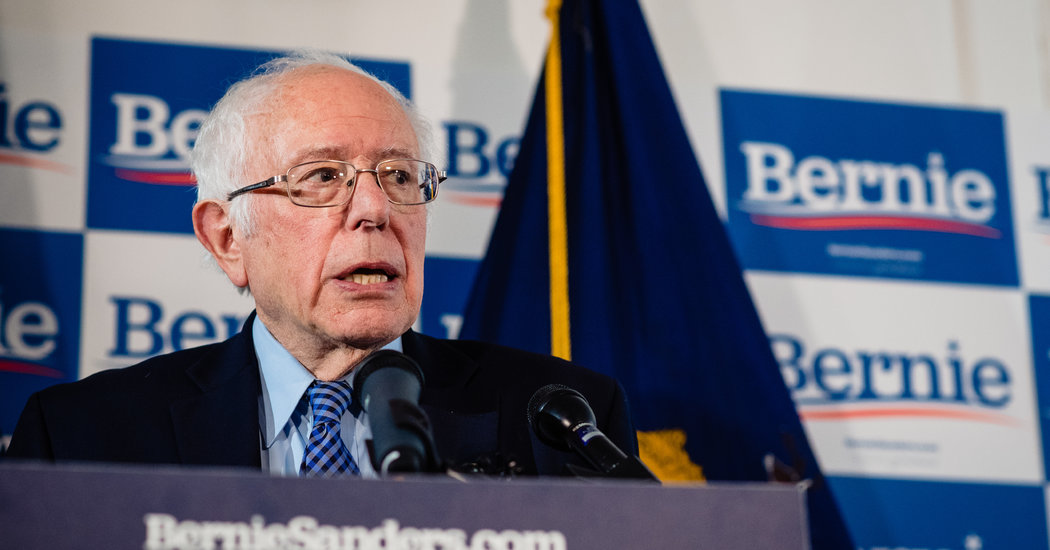 Bernie Sanders Cancels Mississippi Rally, Shifting Focus to Michigan