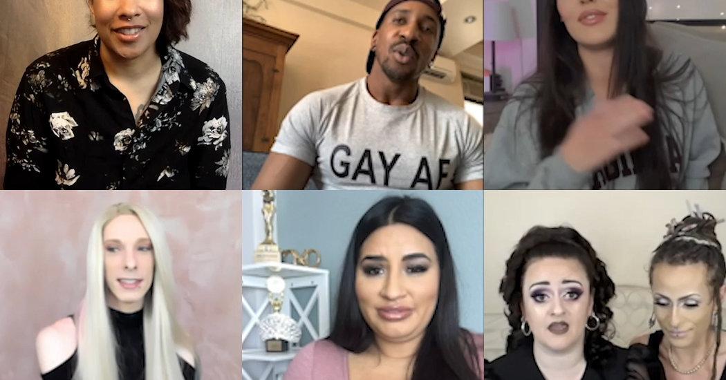 Cam Girls, Coronavirus and Sex Online Now