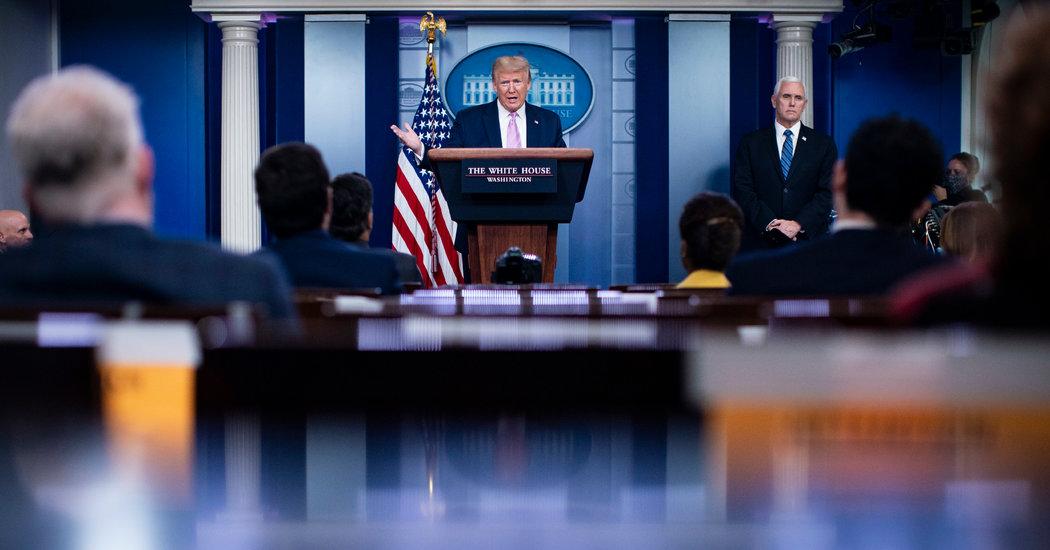On Politics: How Trump Fell Short on the Coronavirus