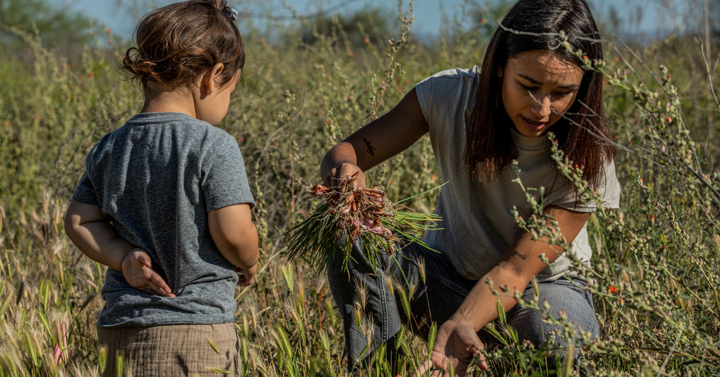 How Native Americans Are Fighting a Food Crisis